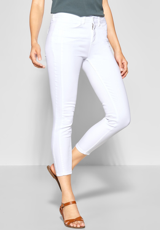 Street One slim fit jeans - verschillende betaalmethodes