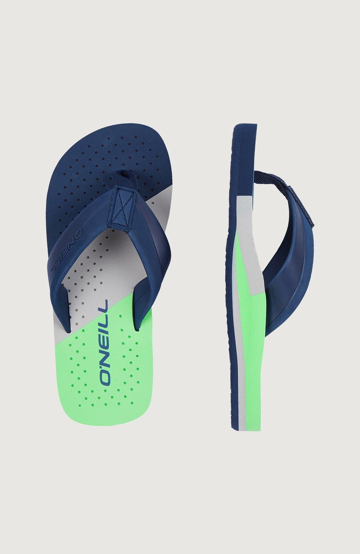 O'neill Slippers »Fb imprint punch« voordelig en veilig online kopen