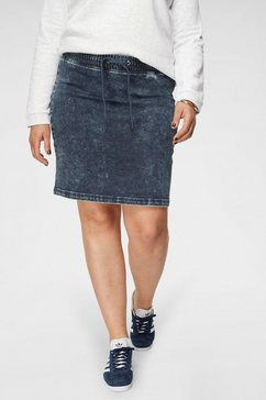 arizona jeansrok »jogg-style« blauw