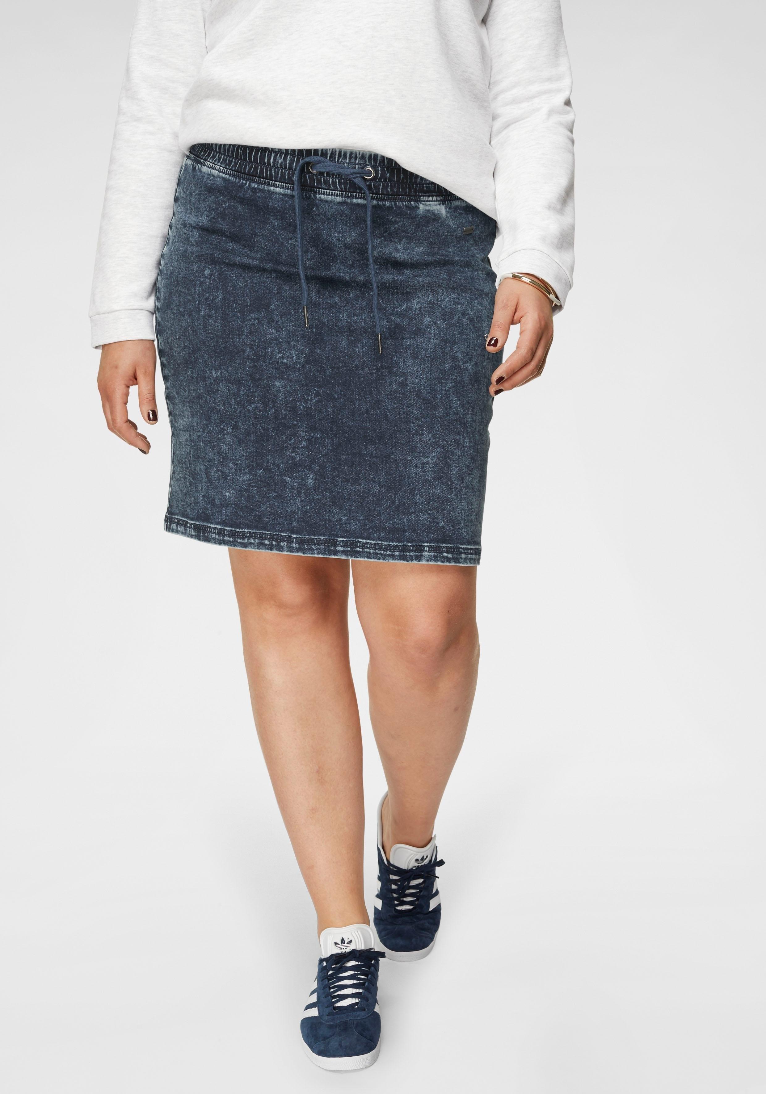 ARIZONA jeansrok »Jogg-Style« nu online bestellen