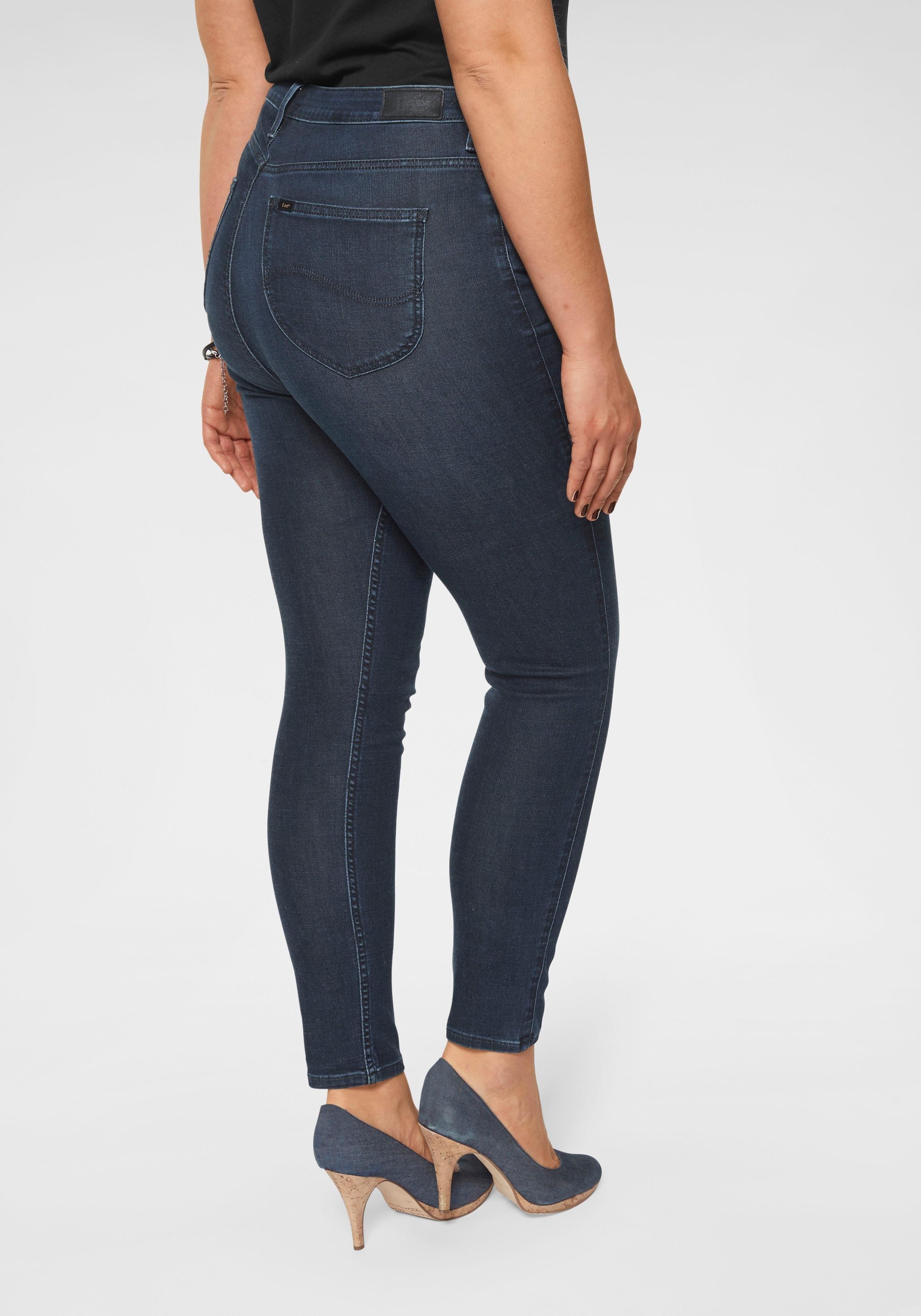 Lee Plus Lee® Plus skinny fit jeans »Scarlett High« nu online bestellen
