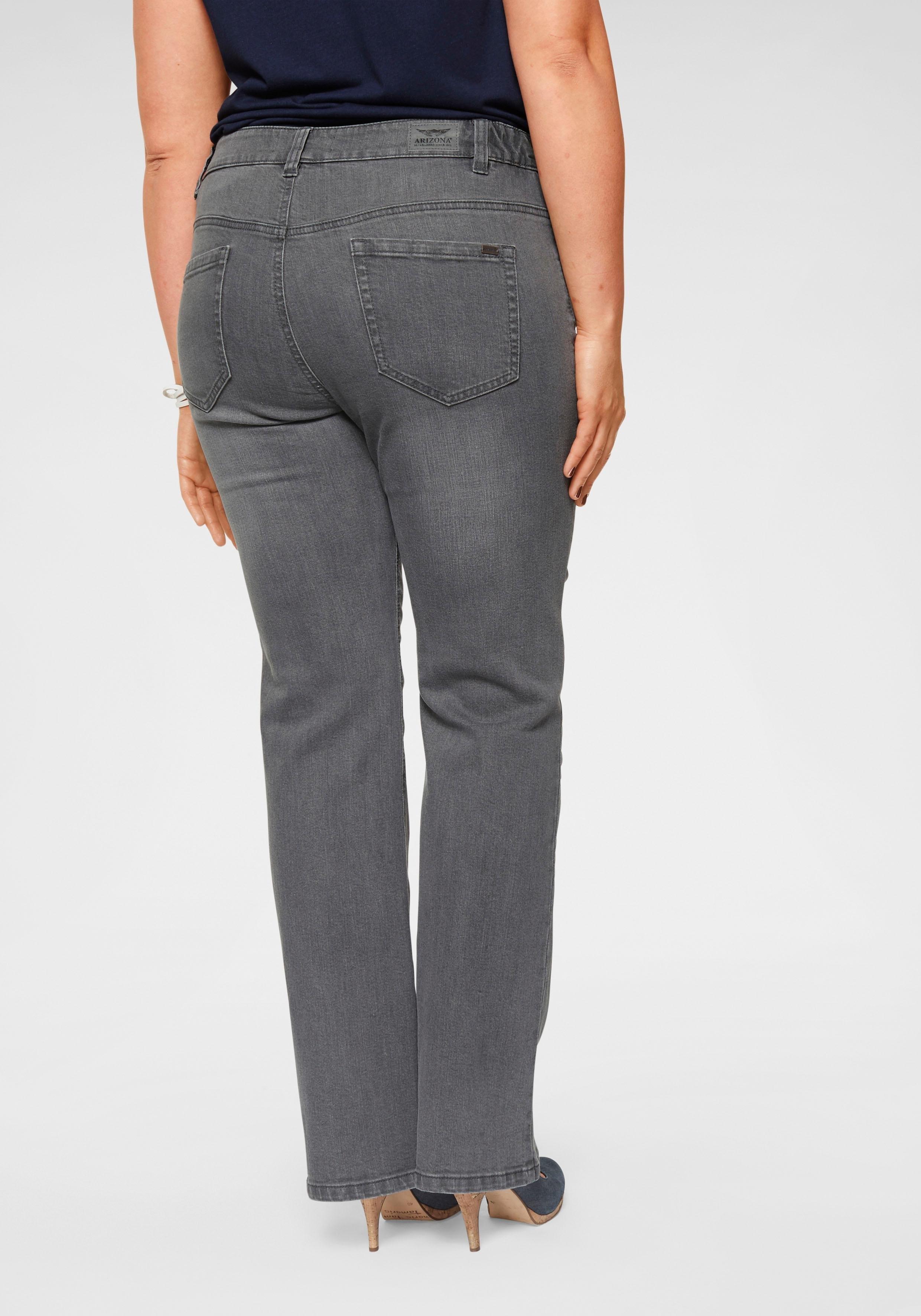 Arizona bootcut jeans high waist nu online kopen bij OTTO