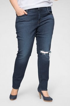 levi's plus skinny jeans »311 shaping« blauw