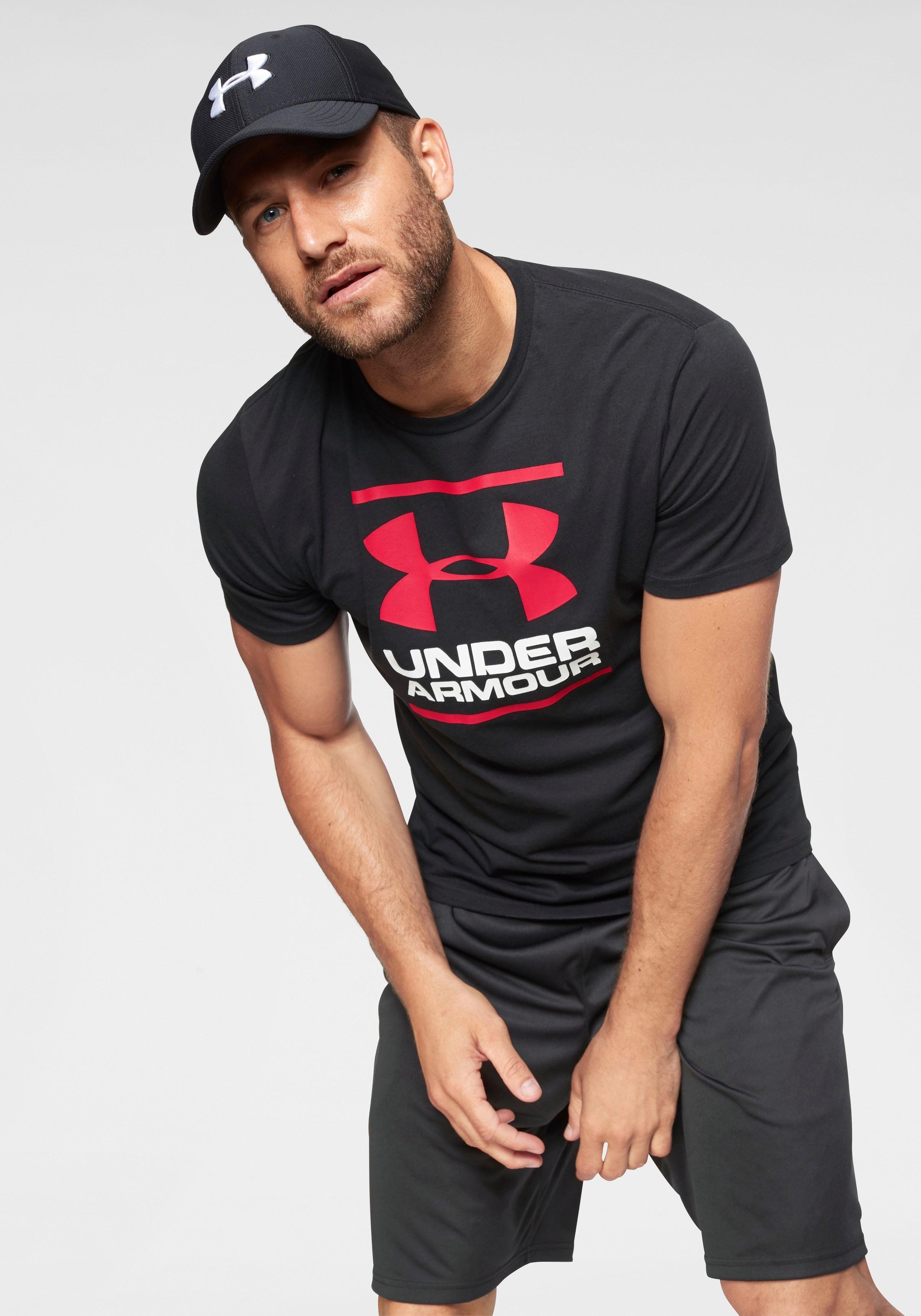 Under Armour T-shirt UA GL FOUNDATION SHORTSLEEVE TEE online kopen op otto.nl