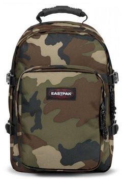 eastpak laptoprugzak »provider, camo« grijs