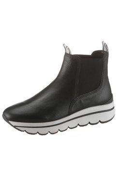 gabor chelsea-boots zwart