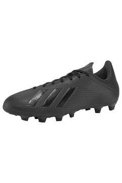 adidas performance voetbalschoenen »x 19.4 fxg« zwart