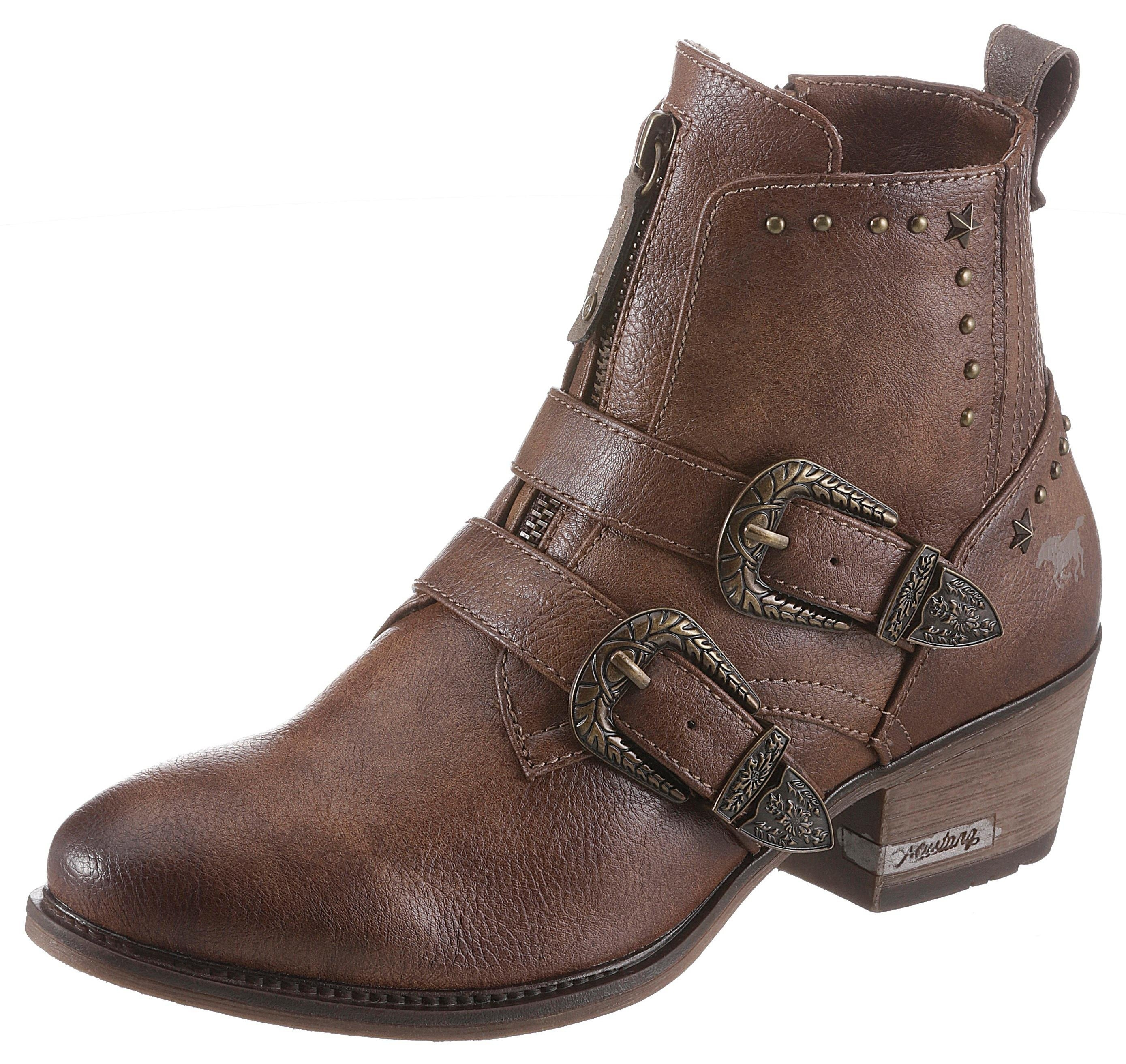 Mustang Shoes cowboylaarsjes voordelig en veilig online kopen