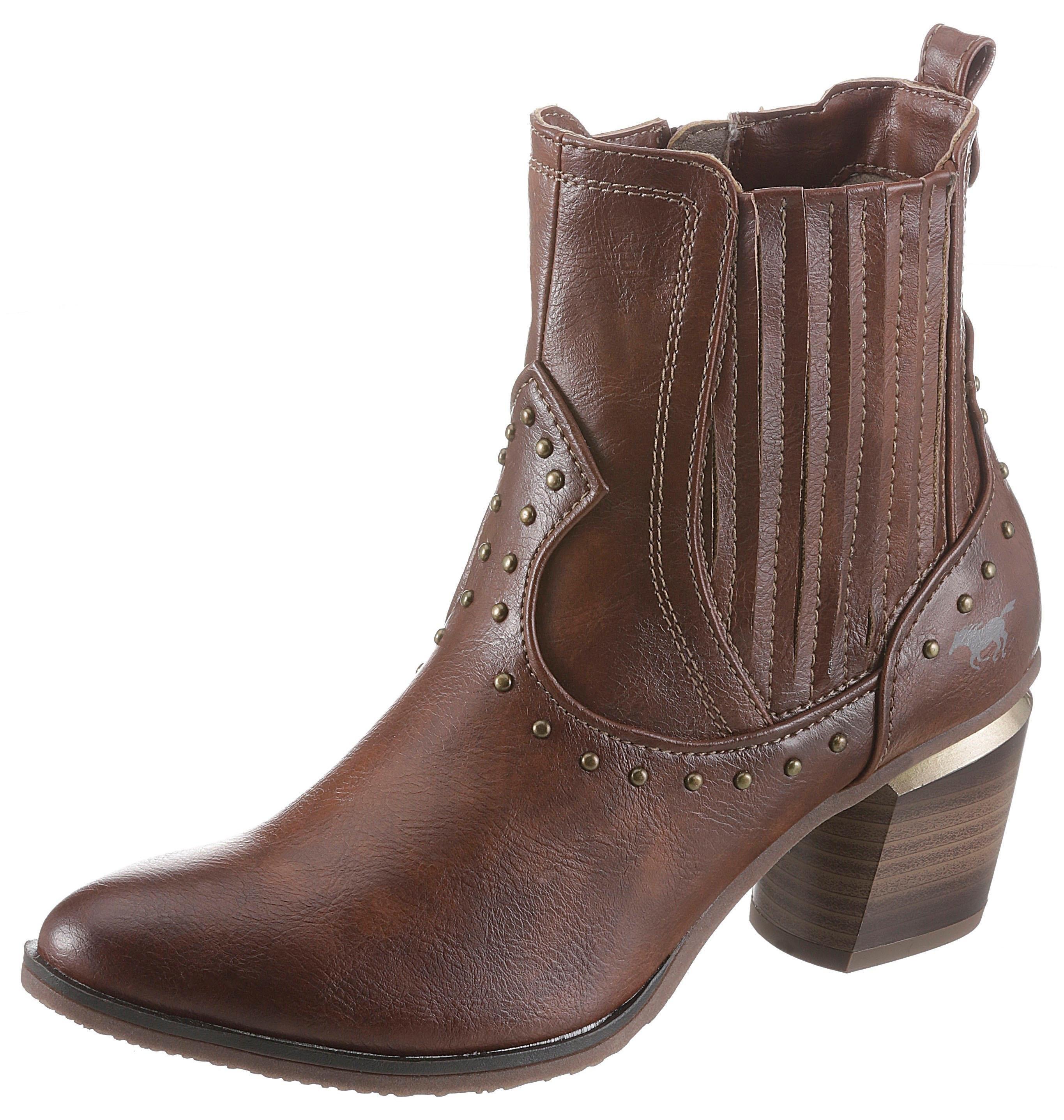 Mustang Shoes cowboylaarsjes - verschillende betaalmethodes