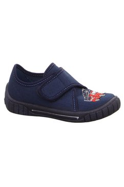 superfit pantoffels »bill« blauw