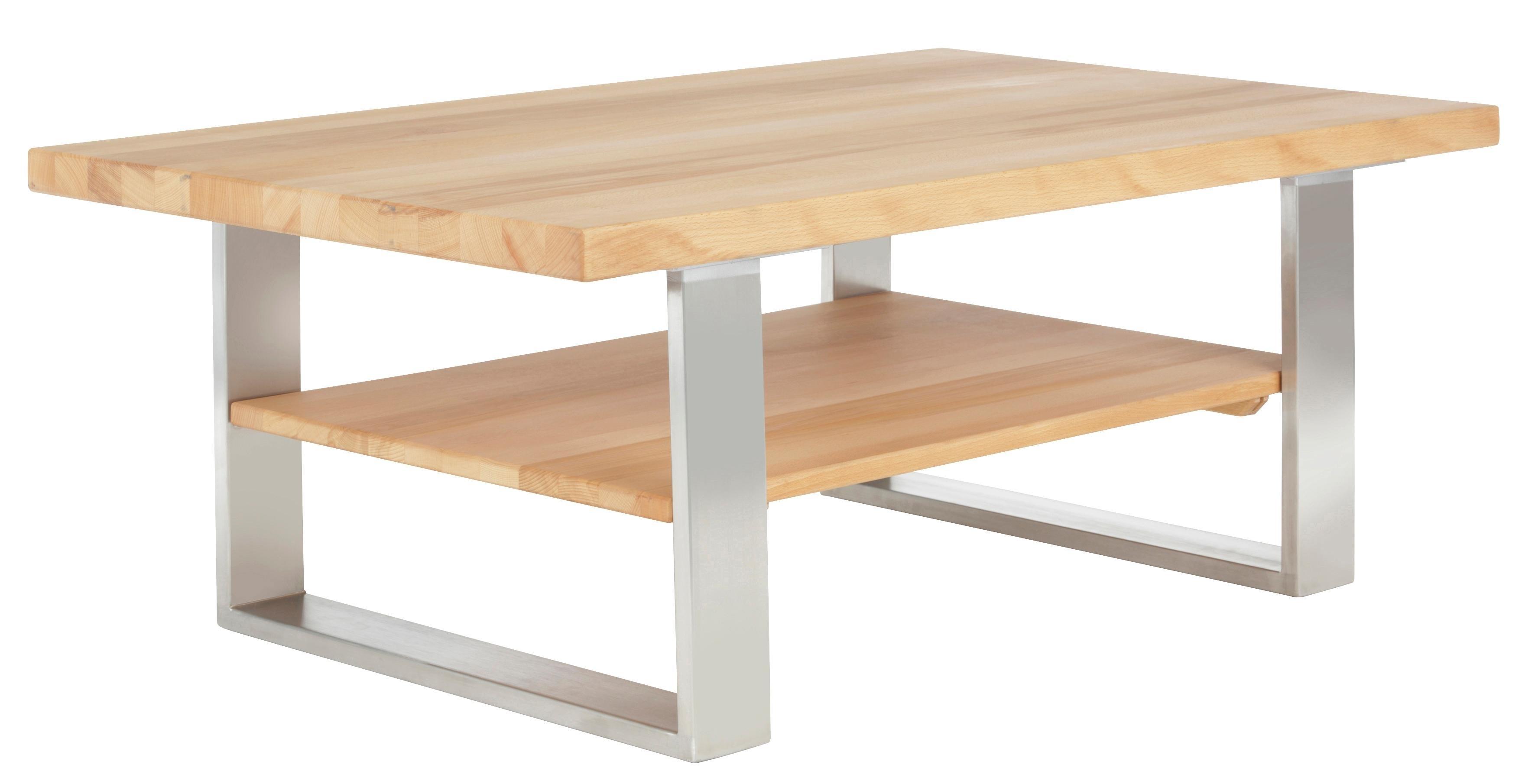 Premium collection by Home affaire salontafel Montana van massief wildeiken of beukenkernhout bij OTTO online kopen
