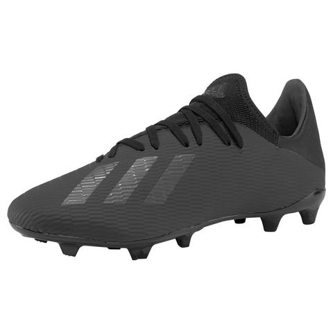 adidas performance X 19.3 FG voetbalschoenen zwart