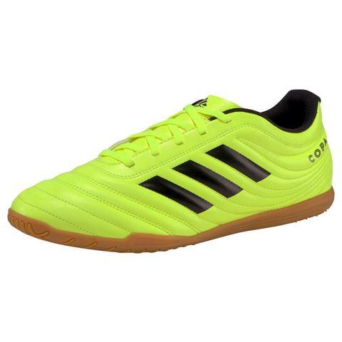 adidas performance Copa 19.4 In zaalvoetbalschoenen geel