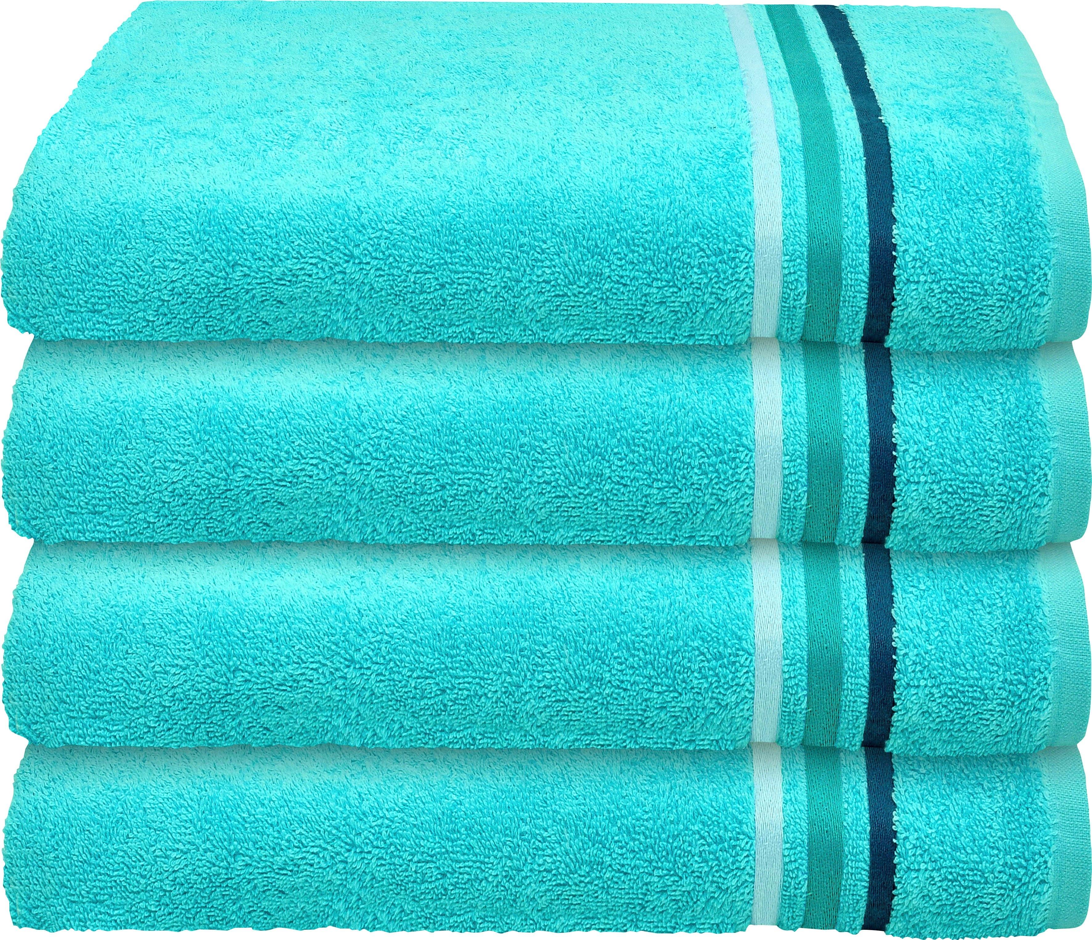 Op zoek naar een Schiesser handdoeken Skyline Color met weefranden (4 stuks)? Koop online bij OTTO