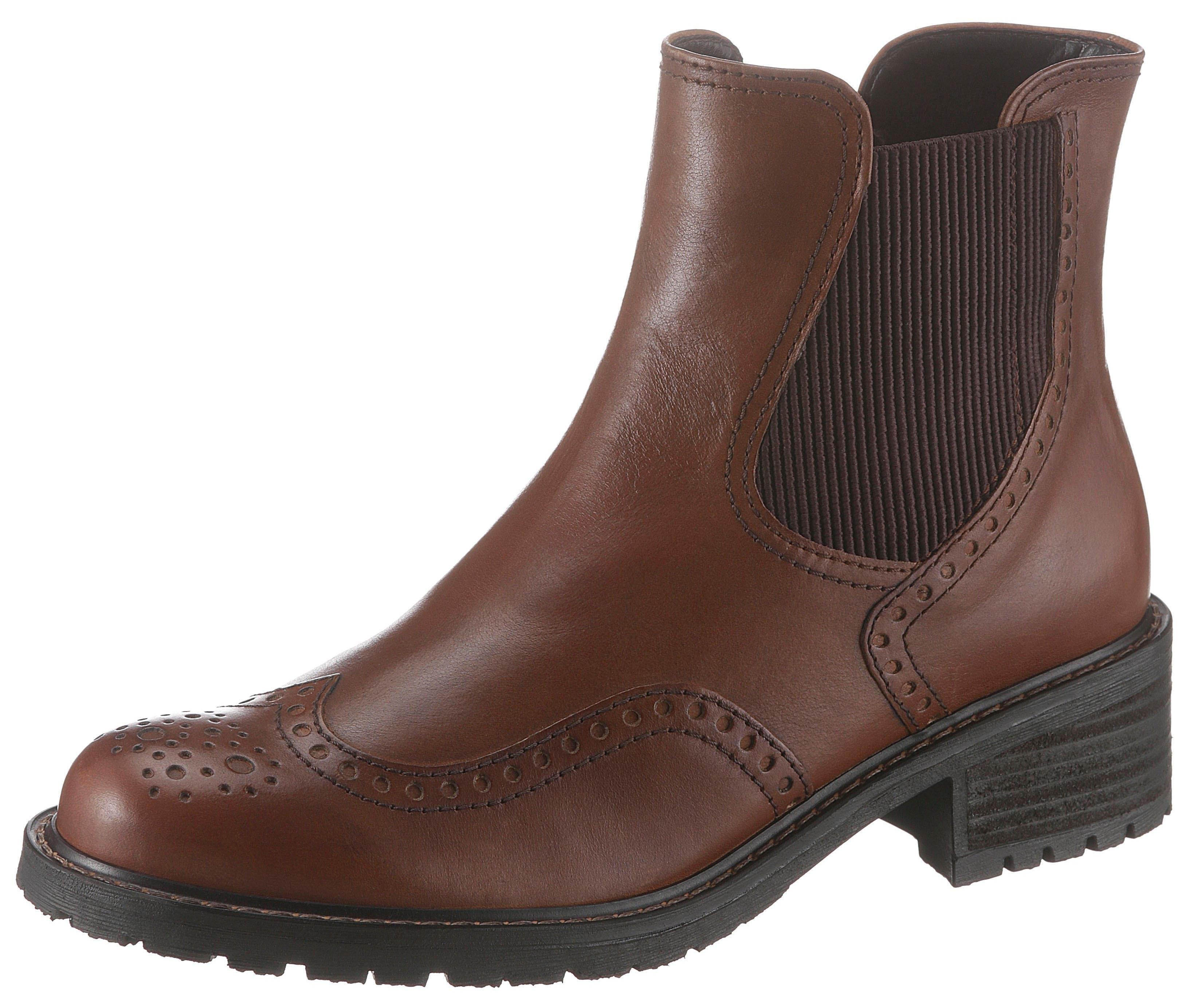 Gabor Chelsea-boots in comfortwijdte g (=wijd) bij OTTO online kopen