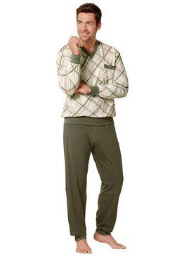 pyjama, gotting groen