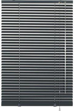 my home jaloezie aluminium-jaloezie om te klemmen in een tijdloos design (1 stuk) zwart