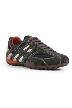 geox sneakers »snake« grijs