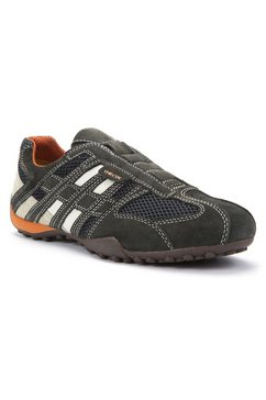 geox slip-onsneakers »snake« grijs