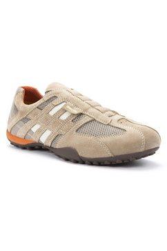 geox slip-onsneakers »snake« bruin