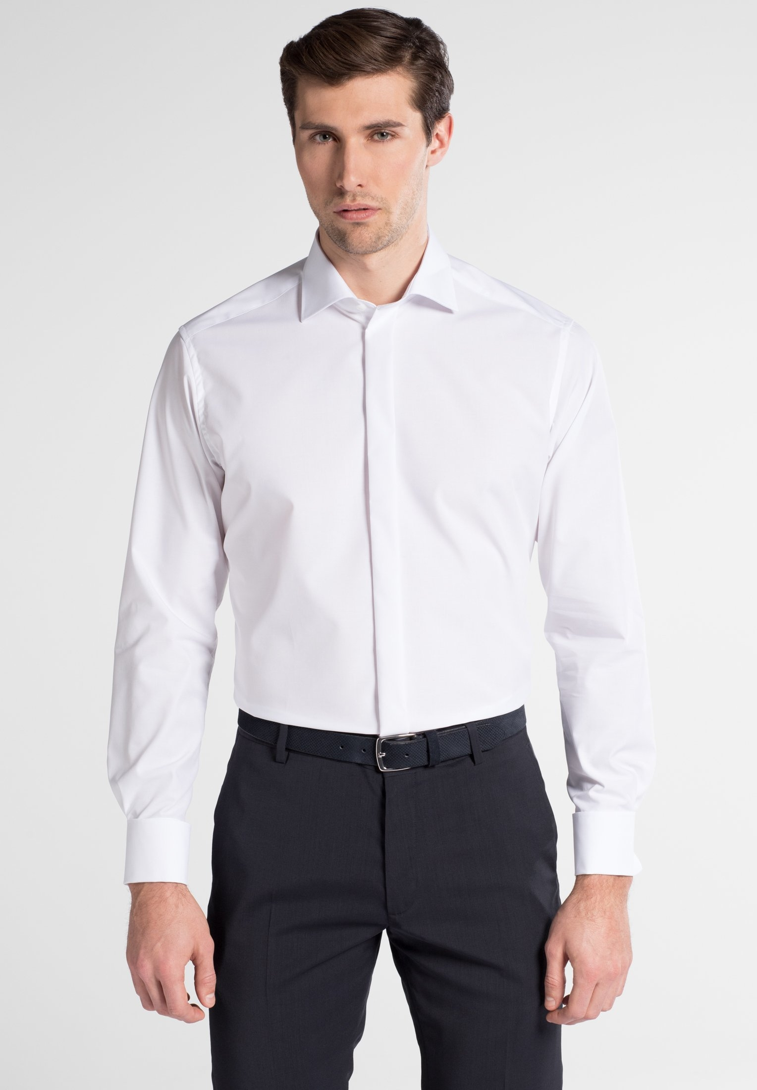 Eterna Lange arm Hemd »MODERN FIT« voordelig en veilig online kopen