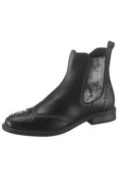 betty barclay shoes chelsea-boots zwart