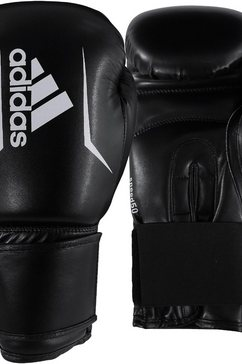 adidas performance bokshandschoenen speed 50 zwart