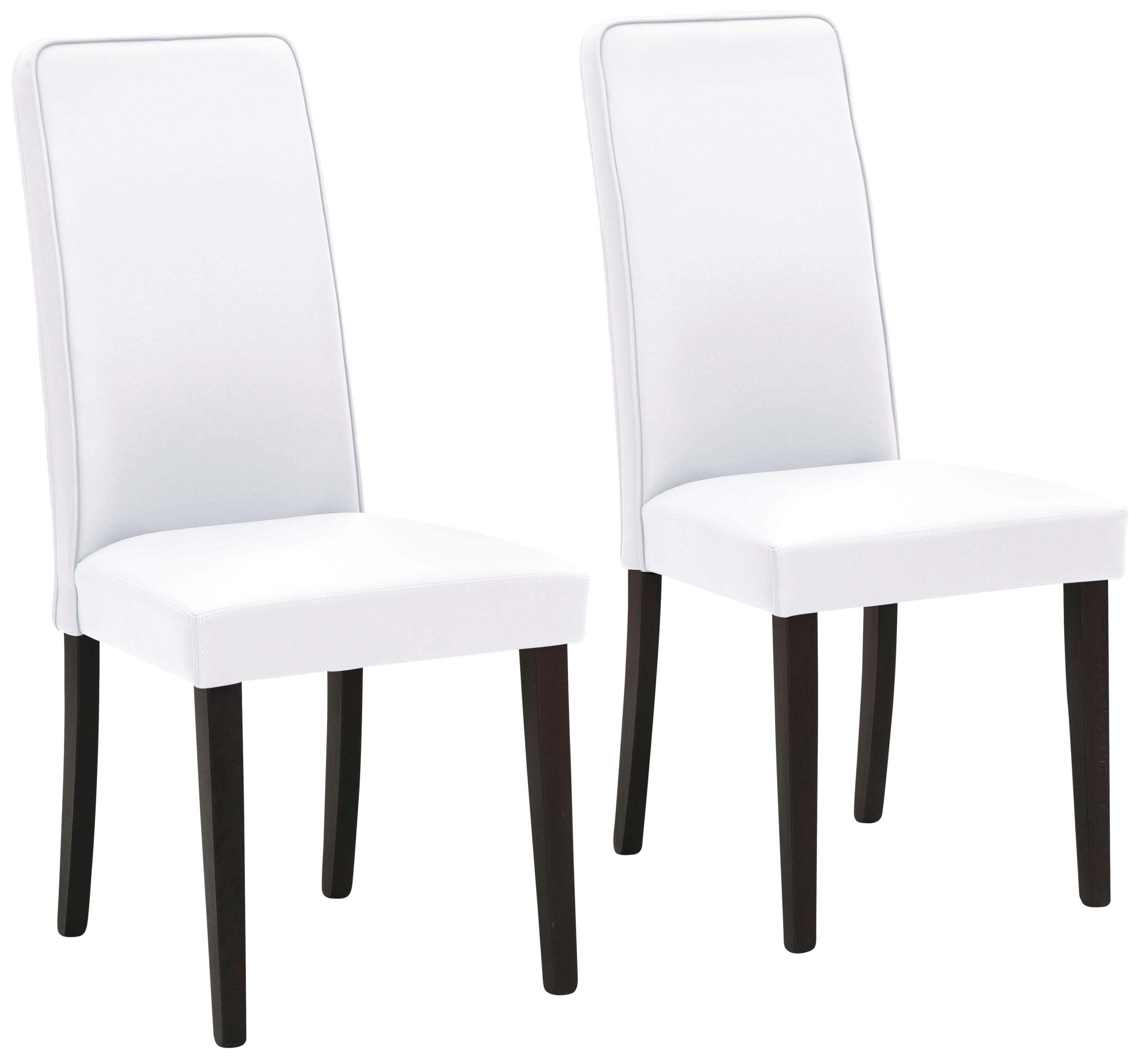 Home Affaire stoel »Katja« bekleed met imitatieleer (set van 2) veilig op otto.nl kopen