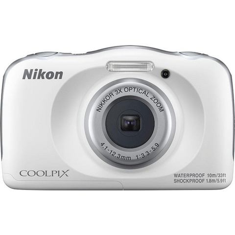 Nikon Coolpix W150 compact camera Wit