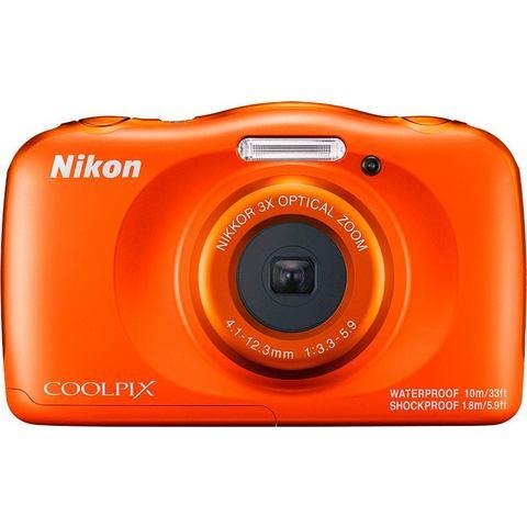 Nikon Coolpix W150 compact camera Oranje
