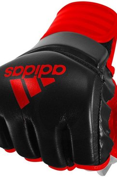 adidas performance mma-handschoenen »traditional grappling glove« zwart