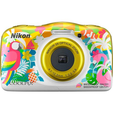 Nikon Coolpix W150 compact camera Resort