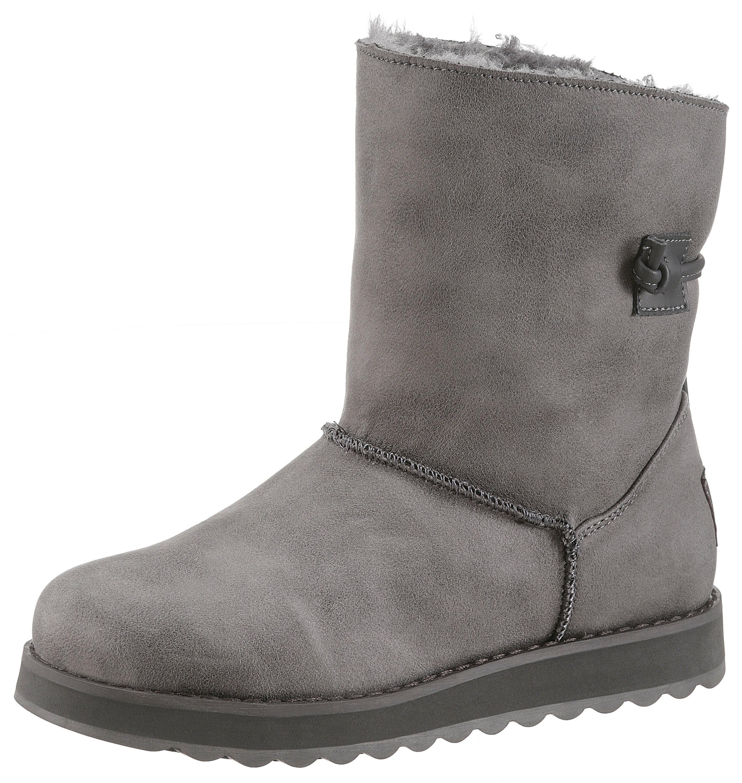 SKECHERS boots zonder sluiting »Keppsakes 2.0 - Hearth« nu online kopen bij OTTO