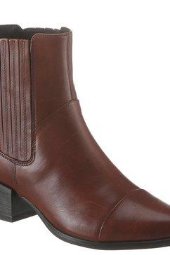 vagabond chelsea-boots bruin