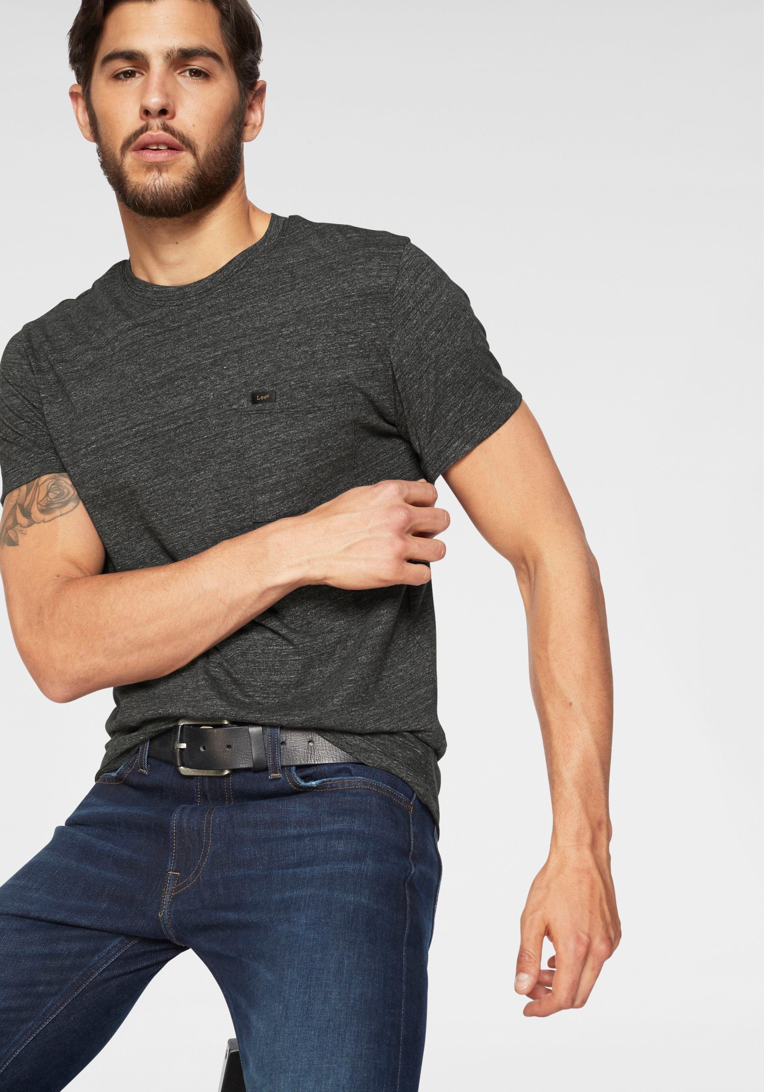 Lee ® shirt met ronde hals online kopen op otto.nl