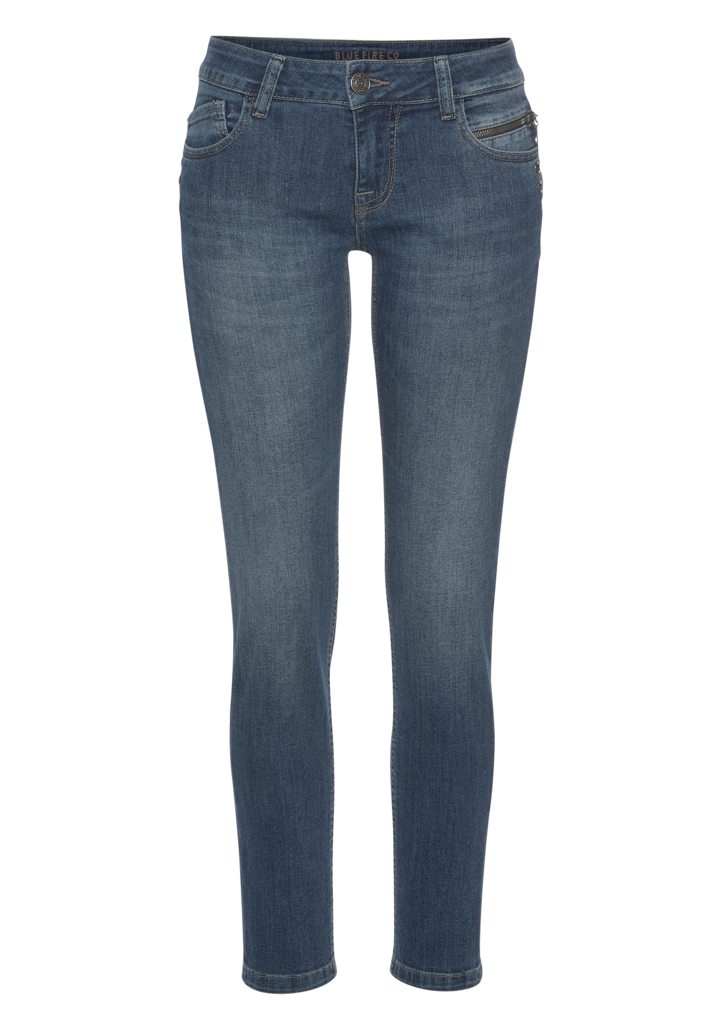 Blue Fire 5-pocket jeans »Tyra« nu online kopen bij OTTO