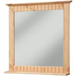 konifera spiegel »schweden«, breedte 64 cm bruin