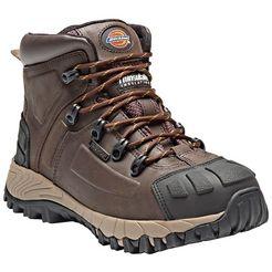 dickies veiligheidslaarzen »medway« bruin