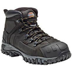 dickies veiligheidslaarzen zwart