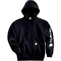 sweatshirt »k288« zwart