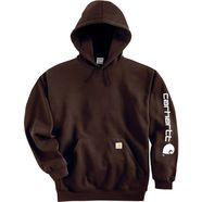 sweatshirt »k288« bruin