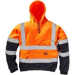 dickies sweatshirt oranje