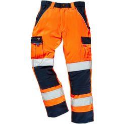 dickies werkbroek oranje