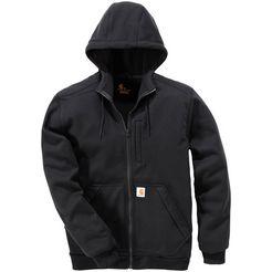 sweatshirt »wind fighter« zwart