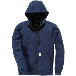 sweatshirt »wind fighter« blauw