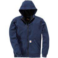 sweatshirt »wind fighter« blauw