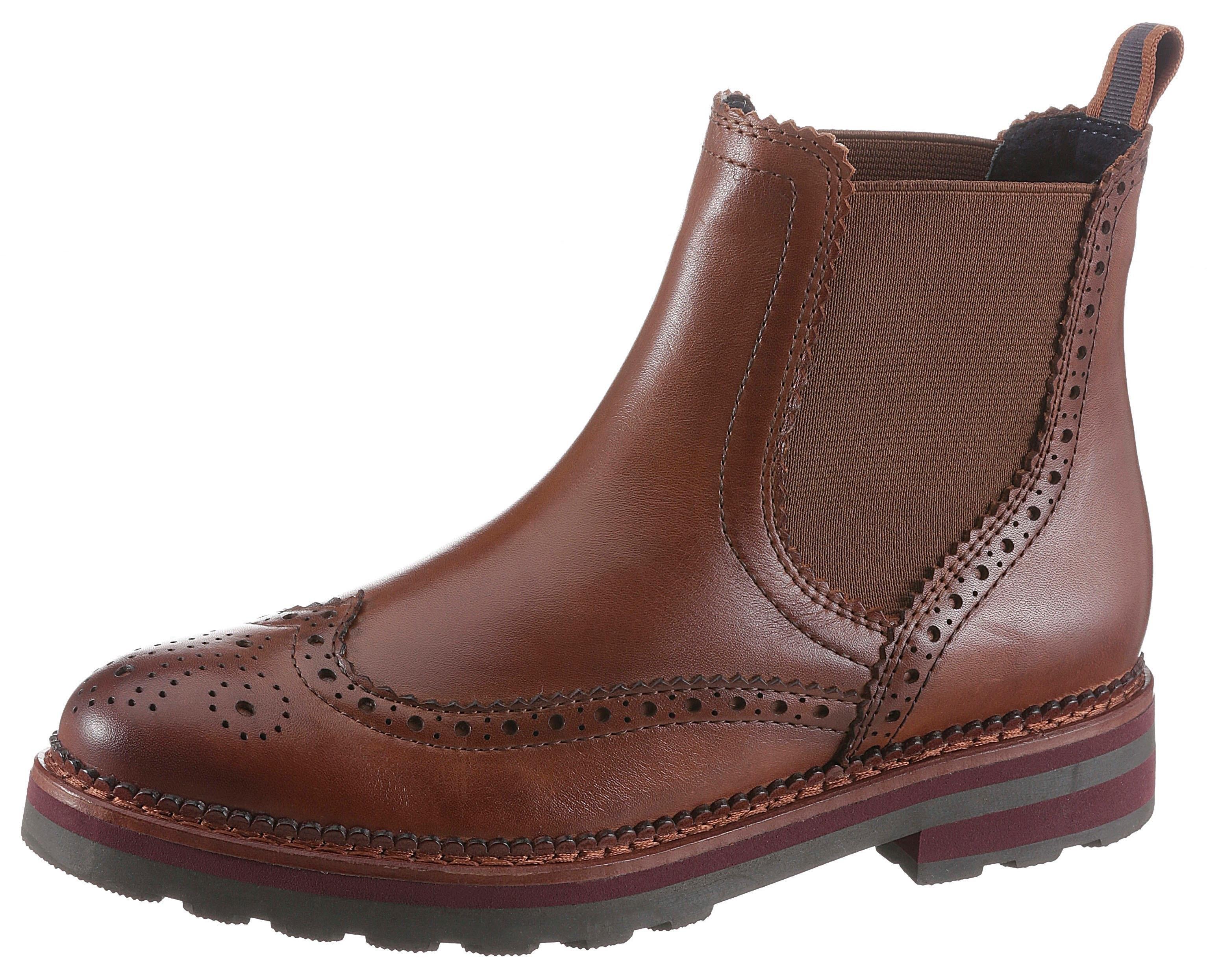 Marco Tozzi Chelsea-boots »Bargni« bestellen: 30 dagen bedenktijd