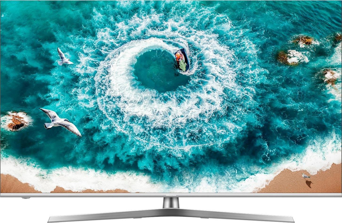 Hisense H65U8B led-tv (163 cm / 65 inch), 4K Ultra HD, smart-tv nu online kopen bij OTTO