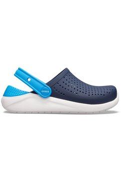 crocs clogs »lite ride clog kids« blauw