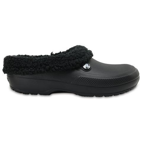 Crocs Klompen Black-Black Classic Blitzen III
